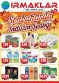 Irmaklar Market 07 - 11 Ekim 2020 Kampanya Broşürü! Sayfa 1