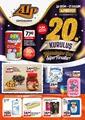 Alp Market 26 Ekim - 01 Kasım 2020 Kampanya Broşürü! Sayfa 1 Önizlemesi
