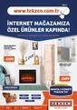 Tekzen 01 - 31 Ekim 2020 İnternet Özel Kampanya Broşürü! Sayfa 1 Önizlemesi