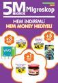 5M Migros 29 Ekim - 11 Kasım 2020 Kampanya Broşürü:Hem İndirimli Hem Money Hediyeli Sayfa 1 Önizlemesi