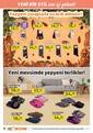 5M Migros 29 Ekim - 11 Kasım 2020 Kampanya Broşürü:Hem İndirimli Hem Money Hediyeli Sayfa 18 Önizlemesi