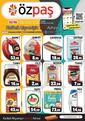 Özpaş Market 15 - 30 Ekim 2020 Kampanya Broşürü! Sayfa 1