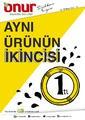 Onur Market 15 - 28 Ekim 2020 İstanbul & Trakya Bölge Kampanya Broşürü! Sayfa 1 Önizlemesi