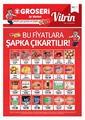 Groseri 01 - 31 Ekim 2020 Kampanya Broşürü! Sayfa 1