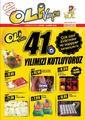 Olicenter Marketçilik 16 - 22 Ekim 2020 Kampanya Broşürü! Sayfa 1