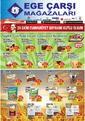 Ege Çarşı Mağazaları 23 Ekim - 04 Kasım 2020 Kampanya Broşürü! Sayfa 1