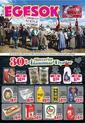 Egeşok Market 20 - 31 Ekim 2020 Kampanya Broşürü! Sayfa 1 Önizlemesi