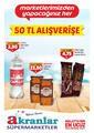 Akranlar Süpermarket 22 - 30 Ekim 2020 Fırsat Ürünleri Sayfa 1
