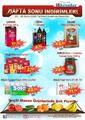 Akranlar Süpermarket 23 - 25 Ekim 2020 Hafta Sonu Kampanya Broşürü! Sayfa 1