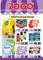 Zogo Market 16 - 28 Ekim 2020 Kampanya Broşürü! Sayfa 1