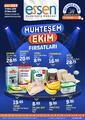 Essen Süpermarketler 14 - 28 Ekim 2020 Kampanya Broşürü! Sayfa 1 Önizlemesi