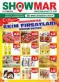 Showmar Hipermarketleri 26 - 31 Ekim 2020 Kampanya Broşürü! Sayfa 1 Önizlemesi