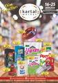 Kartal Market 16 - 25 Ekim 2020 Kampanya Broşürü! Sayfa 1