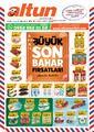 Altun Market 20 - 31 Ekim 2020 Gürpınar 1 Mağazasına Özel Kampanya Broşürü! Sayfa 1 Önizlemesi