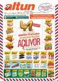Altun Market 24 Ekim - 01 Kasım 2020 Zuhuratbaba Mağazasına Özel Kampanya Broşürü! Sayfa 1 Önizlemesi