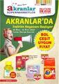 Akranlar Süpermarket 05 - 25 Ekim 2020 Kampanya Broşürü! Sayfa 1