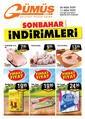 Gümüş Ekomar Market 08 - 13 Ekim 2020 Kampanya Broşürü! Sayfa 1