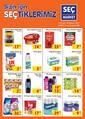 Seç Market 28 Ekim - 03 Kasım 2020 Kampanya Broşürü! Sayfa 1