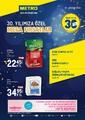 Metro Toptancı Market 15 - 28 Ekim 2020 Gıda Kampanya Broşürü! Sayfa 1 Önizlemesi