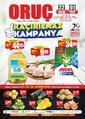 Oruç Market 22 Ekim - 01 Kasım 2020 Kampanya Broşürü! Sayfa 1