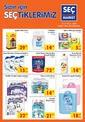 Seç Market 21 - 27 Ekim 2020 Kampanya Broşürü! Sayfa 1 Önizlemesi