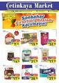 Çetinkaya Market 09 - 18 Ekim 2020 Kampanya Broşürü! Sayfa 1