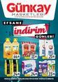 Günkay Market 14 - 22 Ekim 2020 Kampanya Broşürü! Sayfa 1