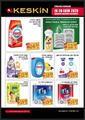 Keskin Market 10 - 20 Ekim 2020 Kampanya Broşürü! Sayfa 1 Önizlemesi