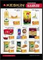 Keskin Market 10 - 20 Ekim 2020 Kampanya Broşürü! Sayfa 4 Önizlemesi