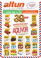 Altun Market 10 - 18 Ekim 2020 Kurtuluş Mağazasına Özel  Kampanya Broşürü! Sayfa 1
