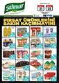 Şahmar Market 21 - 25 Ekim 2020 Kampanya Broşürü! Sayfa 1 Önizlemesi
