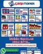 Çarşı Market 14 - 26 Ekim 2020 Kampanya Broşürü! Sayfa 1 Önizlemesi