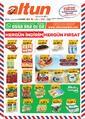 Altun Market 22 - 31 Ekim 2020 Kampanya Broşürü! Sayfa 1 Önizlemesi