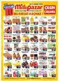 Milli Pazar Market 10 - 11 Kasım 2020 Kampanya Broşürü! Sayfa 1