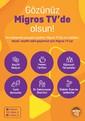 5M Migros 26 Kasım - 9 Aralık 2020 5M Evin Keyfi Bir Başka Kampanya Broşürü! Sayfa 4 Önizlemesi
