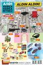 A101 03 - 09 Aralık 2020 Aldın Aldın Kampanya Broşürü! Sayfa 6 Önizlemesi