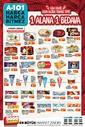 A101 04 Kasım - 01 Aralık 2020 Dondurma Kampanya Broşürü! Sayfa 1 Önizlemesi