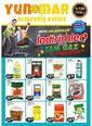 Yun-Mar Market 07 - 15 Kasım 2020 Kampanya Broşürü! Sayfa 1