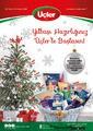 Üçler Market 30 Kasım - 19 Aralık 2020 Kampanya Broşürü! Sayfa 1 Önizlemesi