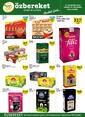 Öz Bereket Gıda 21 - 28 Kasım 2020 Kampanya Broşürü! Sayfa 6 Önizlemesi