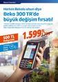Beko Kasım 2020 Elektronik Ürünler Kataloğu Sayfa 38 Önizlemesi