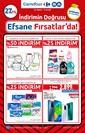 Carrefour 24 Kasım - 03 Aralık 2020 Kampanya Broşürü! Sayfa 1 Önizlemesi