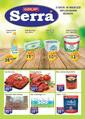 Serra Market 27 Kasım - 06 Aralık 2020 Kampanya Broşürü! Sayfa 1 Önizlemesi