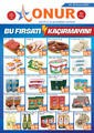 Onur Hipermarketleri 20 - 30 Kasım 2020 Kampanya Broşürü! Sayfa 1 Önizlemesi