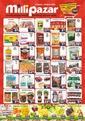 Milli Pazar Market 27 - 29 Kasım 2020 Kampanya Broşürü! Sayfa 1 Önizlemesi