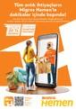 5M Migros 26 Kasım - 9 Aralık 2020 Kampanya Broşürü! Sayfa 61 Önizlemesi