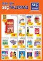 Seç Market 25 Kasım - 01 Aralık 2020 Kampanya Broşürü! Sayfa 1 Önizlemesi
