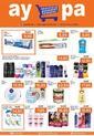 Aypa Market 12 - 30 Kasım 2020 Kampanya Broşürü! Sayfa 1 Önizlemesi