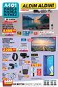 A101 26 Kasım - 02 Aralık 2020 Kampanya Broşürü! Sayfa 1 Önizlemesi