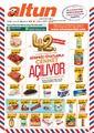 Altun Market 04 - 15 Kasım 2020 Cennet Mağazasına Özel Kampanya Broşürü! Sayfa 1